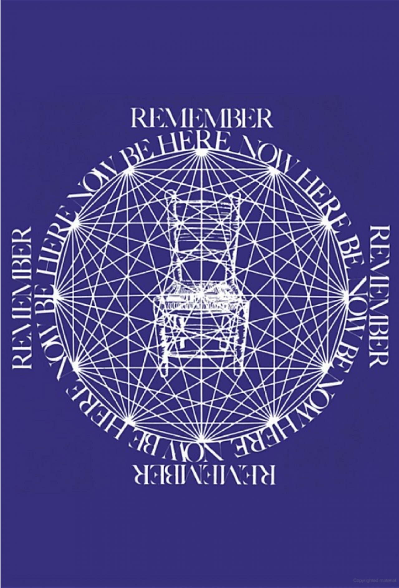 Book cover for Be Here Now