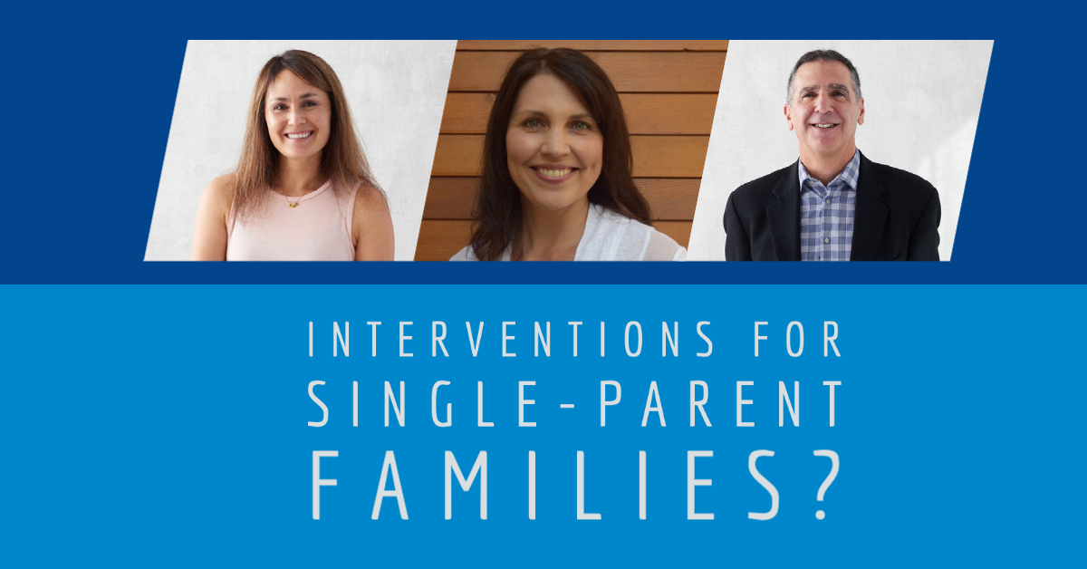 Interventions for single-parent families?