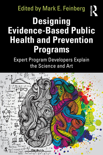 book cover for Designing Evidence-based Public Health and Prevention Programs