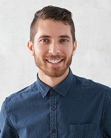 Headshot of Andrew Zeveney