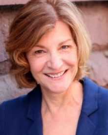 Headshot of Patricia Broderick
